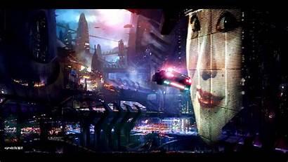 Cyberpunk Theme