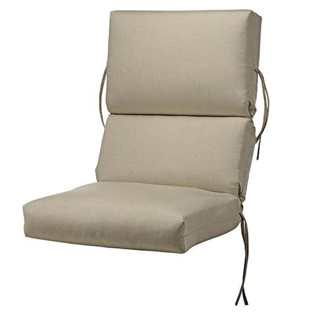 sunbrella jockey outdoor dining chair cushion