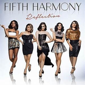 Fifth Harmony Reveal 'Reflection' Album Cover + Launch Wet ...