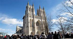 Vandals Damage National Cathedral in Washington D.C., Will ...