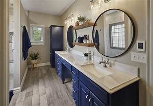 Creating, A, Spacious, Master, Bath, With, Limited, Space