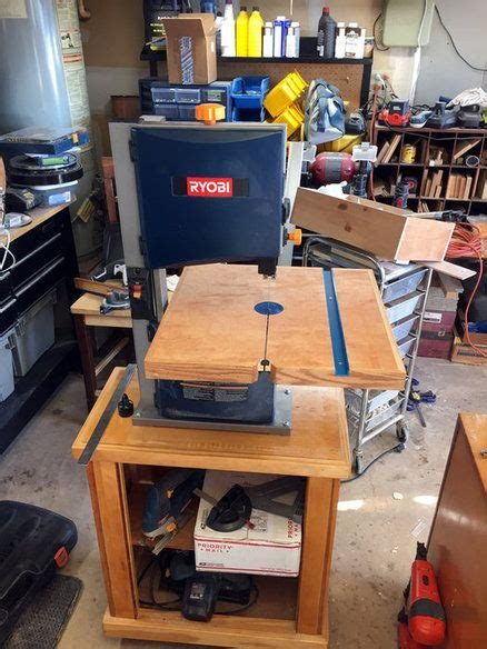 band  table upgrade workshop   diy bandsaw