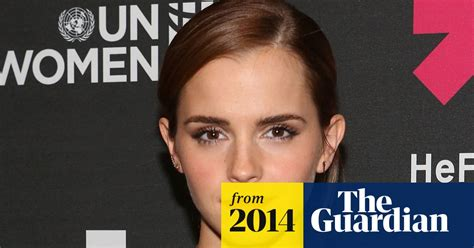 Feminists Rally Round Emma Watson After Nude Photos