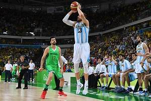 Olympics men's basketball results: Argentina outlasts ...