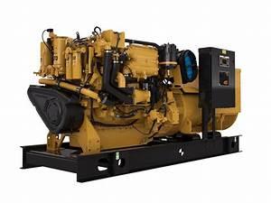 Cat Marine Propulsion Engine 3406c