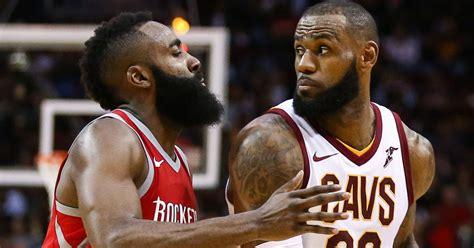 king   beard cris carter reveals  lebron james