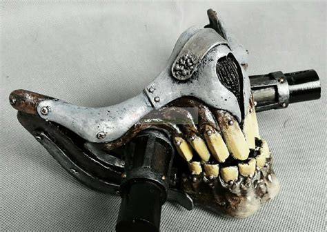 custom cheap immortan joe mask mad max  fury road cosplay