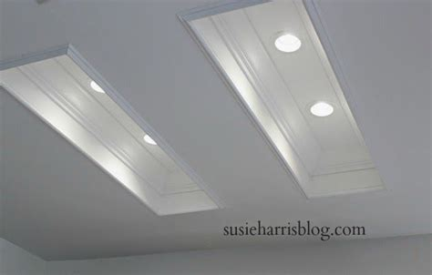 Susie Harris: Replacing Fluorescent Lighting ~ FANTASTIC