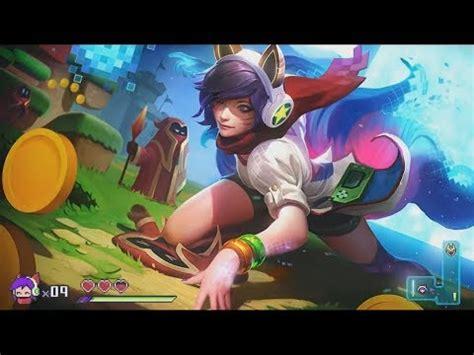 Arcade Ahri Animated Wallpaper - arcade ahri animated wallpaper dreamscene hd ddl