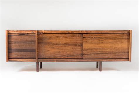 Scandinavian Sideboard by Scandinavian Rosewood Sideboard By Sven Ivar Dysthe For