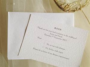 rsvp cards and envelopes wedding stationery With wedding invitations with rsvp and menu