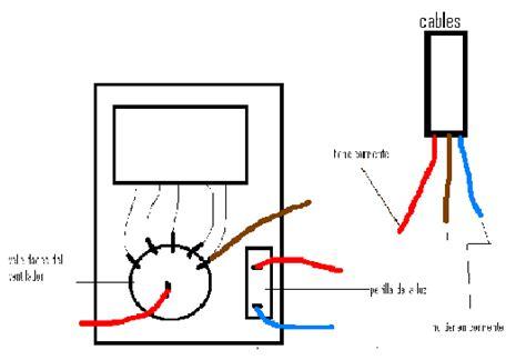 solucionado como conectar los cable ventilador de techo a la caja yoreparo