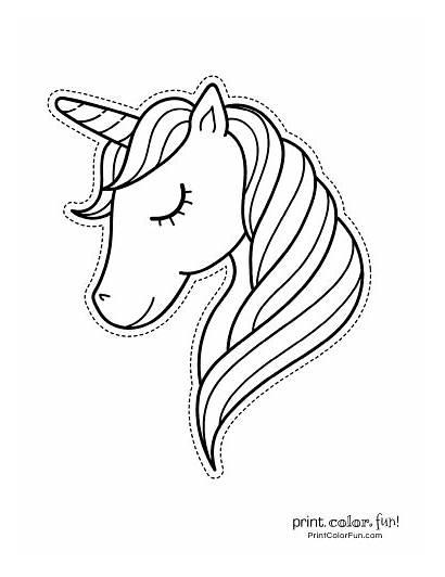 Coloring Unicorn Magical Fun Printcolorfun Ultimate