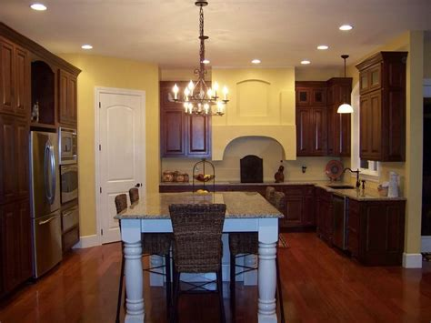 design your home interior modern looks kitchen wall colors with cherry cabinets