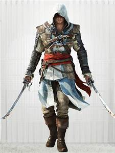 Assassin's Creed 4 Edward Kenway Costume - Cosplayjacket