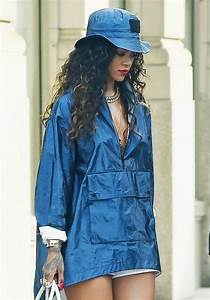 The Style Evolution Of The Bucket Hat Rihanna