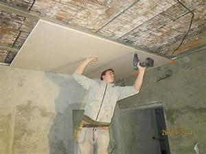 Rekonstrukce stropu ve starém domě