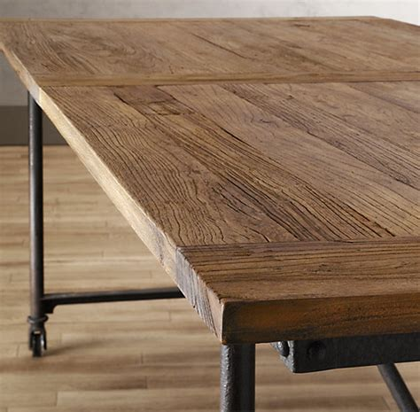 rustic farmhouse dining table rustic industrial a new style of farmhouse table