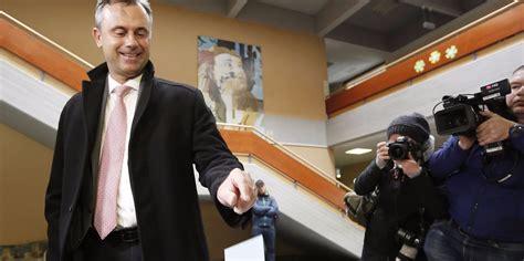 fermeture des bureaux de vote autriche les deux candidats à égalité résultats