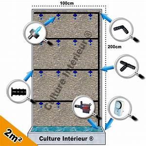 Arrosage Automatique Interieur : kit irrigation automatique mur v g tal int rieur l ~ Melissatoandfro.com Idées de Décoration