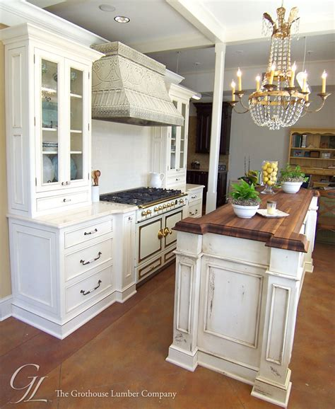 wooden kitchen island walnut wood countertop kitchen island new orleans louisiana