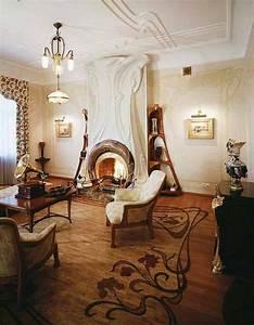 Art Nouveau Mobilier : bel int rieur art nouveau art nouveau mobilier ~ Melissatoandfro.com Idées de Décoration