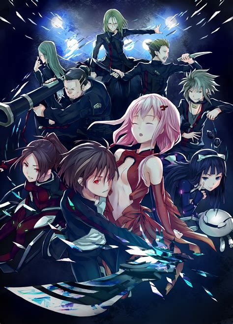 anime guilty crown capitulo 1 guilty crown 22 22 mega