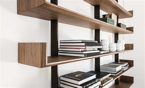 Bookcase Styles by From Modular To Minimal Trendy Bookcases For The