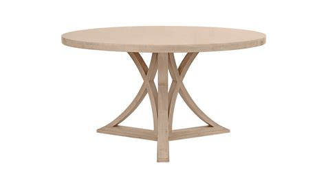 crate and barrel round dining table 50 dining table pads ideas design pictures pdword