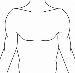 Pics photos body outline template tattoo bicep tattoo sleeve template pinterest outlines for Tattoo body template