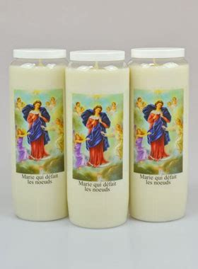 bougie neuvaine qui defait les noeuds 3 bougies de neuvaine qui d 233 fait les noeuds la boutique des chr 233 tiens