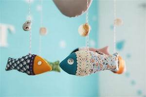 Fische Aus Holz : mobiles basteln macht spa 30 tolle ideen ~ Buech-reservation.com Haus und Dekorationen