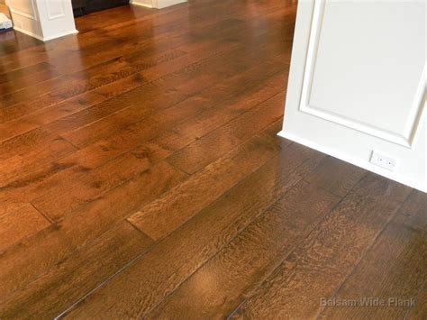 Quarter Sawn Oak Flooring Prefinished by House Of Rock Balsam Millwork