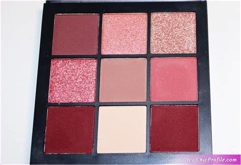 huda beauty mauve obsessions eyeshadow palette review