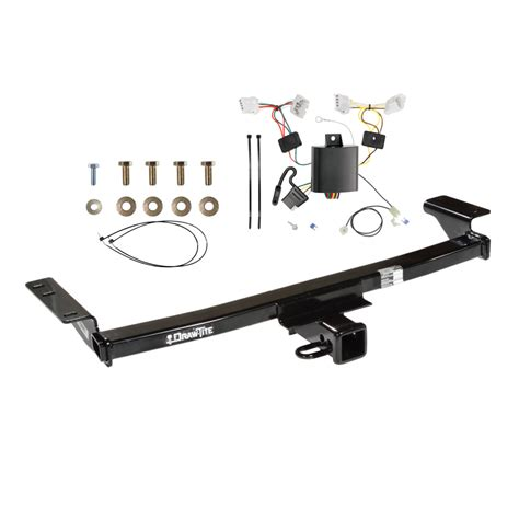 Trailer Tow Hitch For Nissan Murano Wiring