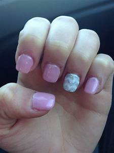 The gallery for --> Light Pink Acrylic Manicure
