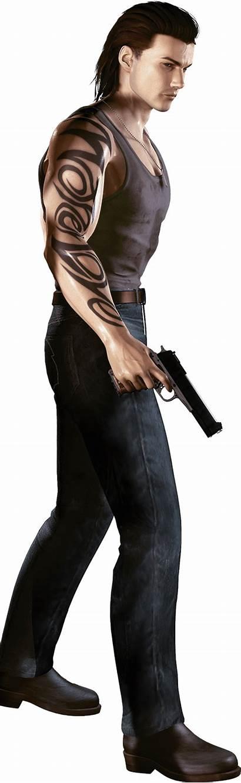 Evil Resident Billy Scroll Remaster