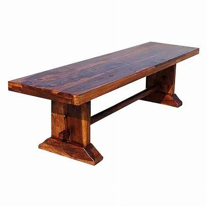 Bench Indoor Wooden Wood Rustic Plans Benches