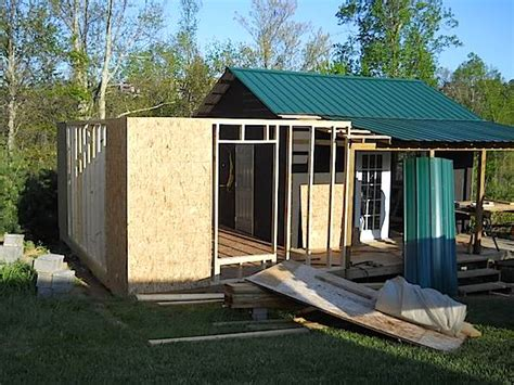 how to build a house how to build a mortgage free small house for 5 900