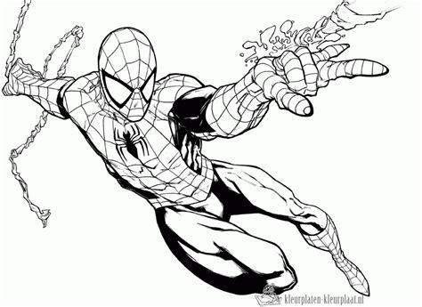 Venom Spiderman Kleurplaten.Coloring Pages For Spiderman Erieairfair