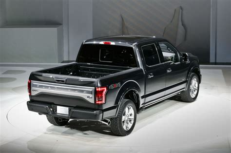New Truck 2015 by 2015 Ford F 150 Look Truck Trend