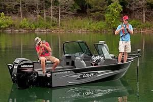 2017 New Lowe Fm 165 Pro Wt Aluminum Fishing Boat For Sale