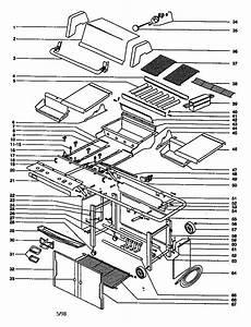 35 Weber Genesis Parts Diagram