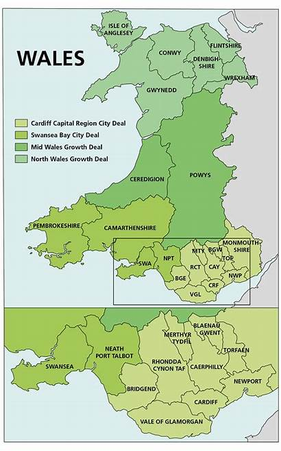 Wales Map Pa Welsh Commons Deals Inquiry