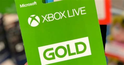 1 xbox live xbox live gold pass 1 month subscription only 1 new subscribers hip2save