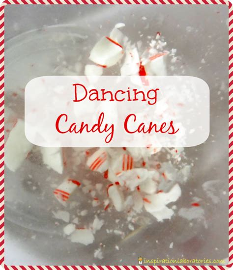 science advent calendar inspiration laboratories 556 | Dancing Candy Canes