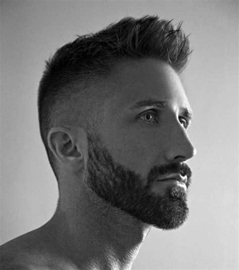 herren haarschnitte rasiert seiten kunstopde