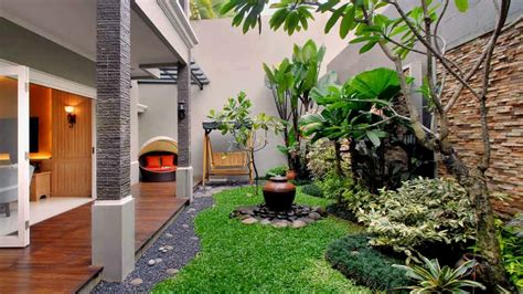 Lihat Desain Taman Belakang Rumah Type 36 Youtube Kecil Didalam Di Kumpulan Gambar Lucu
