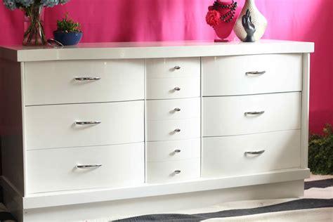 White Dresser by White Dresser Restoration Hardware Pulls