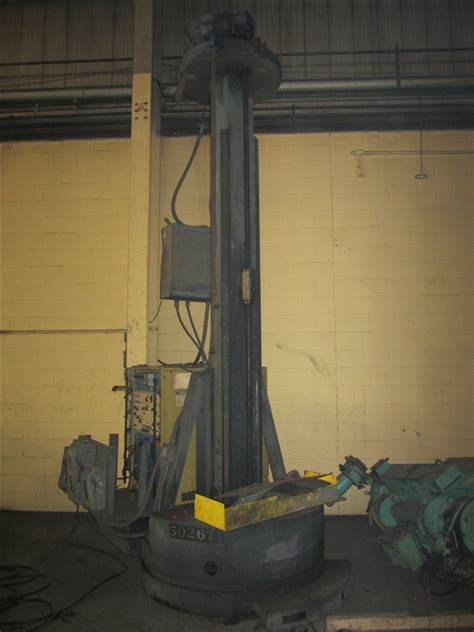 hobart welding manipulator stock